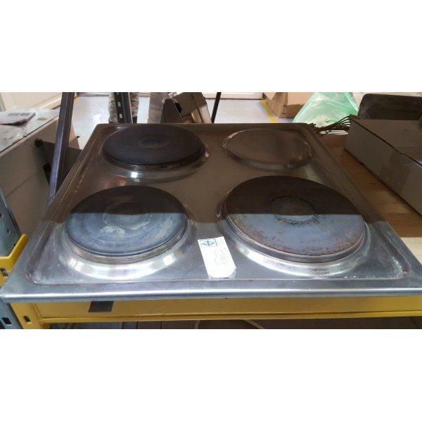 Elektra Bregenz EP503CN three built-in flat stove Cookers